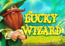 Lucky Wizard Progressive Slot