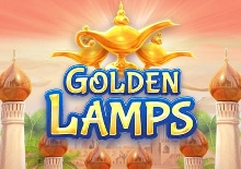 Golden Lamps Slots  (Red Tiger)