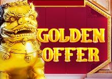 Golden Offer Progressive Slot