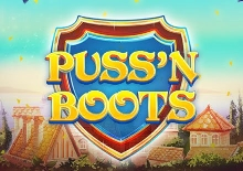 Puss'N Boots Slots  (Red Tiger)