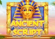 Ancient Script Jackpot  (Red Tiger)