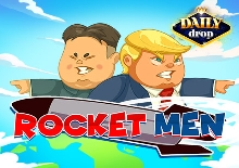 Rocket Men Slots  (Red Tiger)
