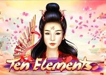 Ten Elements Slots  (Red Tiger)