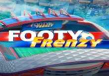 Footy Frenzy Slots  (Red Tiger)