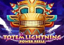 Totem Lightning Power Reels Slots  (Red Tiger)