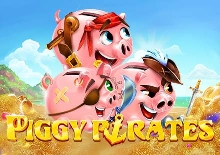 Piggy Pirates Slots  (Red Tiger)