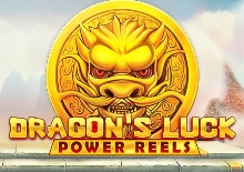 Dragon's Luck Power Reels Slots  (Red Tiger)