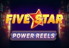Five Star Power Reels Slots  (Red Tiger)