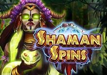 Shaman Spins Slots  (Red Tiger)