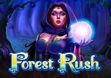 Forest Rush Slots  (Red Tiger)