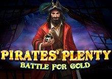 Pirates' Plenty Battle for Gold Slots  (Red Tiger)