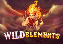 Wild Elements Slots  (Red Tiger)