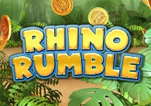 Rhino Rumble Slots  (Red Tiger)