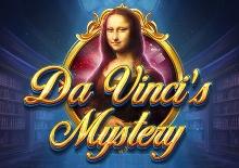Da Vinci's Mystery Slots  (Red Tiger)