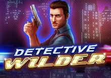 Detective Wilder Slots  (Red Tiger)