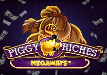 Piggy Riches Megaways Slots  (Red Tiger)