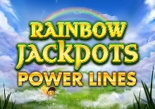 Rainbow Jackpots Power Lines Slots  (Red Tiger)