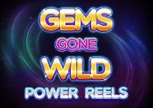 Gems Gone Wild Power Reels Slots  (Red Tiger)