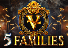 5 Families Slots  (Red Tiger)