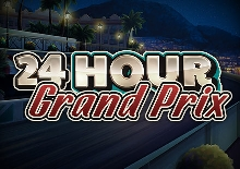 24 Hour Grand Prix Jackpot  (Red Tiger)