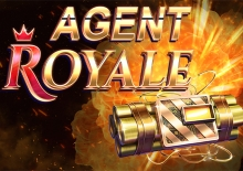 Agent Royale Slots  (Red Tiger)