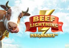 Beef Lightning MEGAWAYS Slots Mobile (Big Time Gaming)