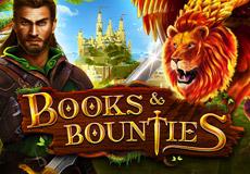 Books & Bounties Slots  (Gamomat)