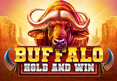 Buffalo Hold and Win Slots  (Booming Games)