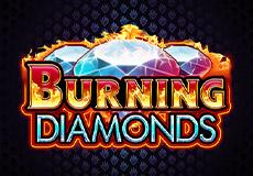 Burning Diamonds Slots Mobile (Kalamba)