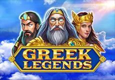 Greek Legends Slots  (Booming Games)