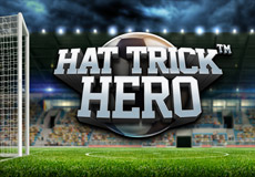 Hat Trick Hero Slots  (Betsoft Gaming)