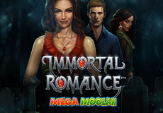 Immortal Romance Mega Moolah Jackpot  (Microgaming)