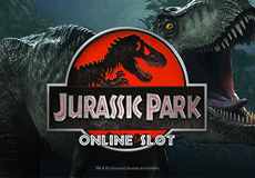 Jurassic Park Remastered Slots  (Micro Gaming Branded)