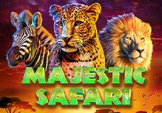 Majestic Safari Slots  (Booming Games)