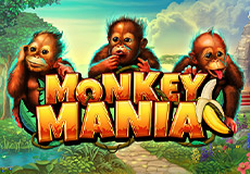 Monkey Mania Slots Mobile (Gamomat Standard)