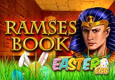 Ramses Book Easter Egg Slots  (Gamomat)