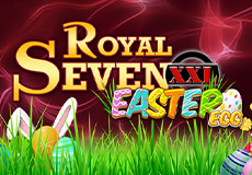 Royal Seven XXL Easter Egg Slots  (Gamomat)