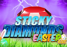 Sticky Diamonds Easter Egg Slots  (Gamomat)