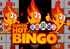 Super Hot Bingo   (Salsa Technology)