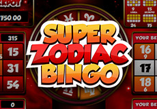 Super Zodiac Bingo Bingo  (Salsa Technology)