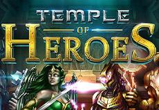 Temple of Heroes Slots  (Kalamba)
