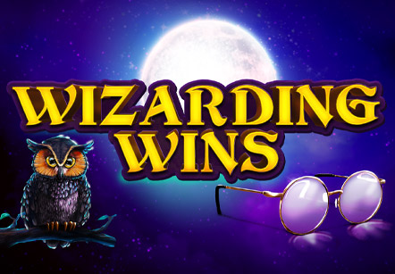 Wizarding Wins Slots  (Booming Games)
